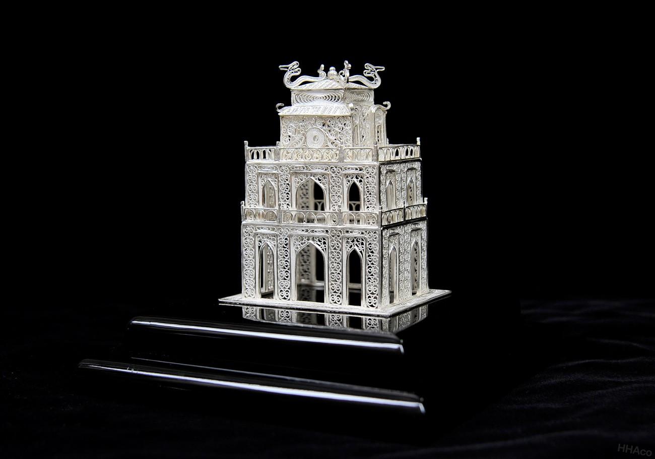 Mô hình Tháp Rùa